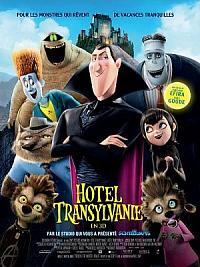 affiche sortie dvd hotel transylvanie