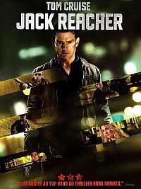 affiche sortie dvd jack reacher