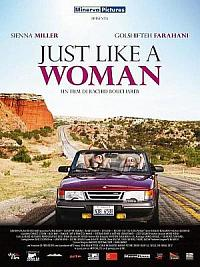 affiche sortie dvd just like a woman