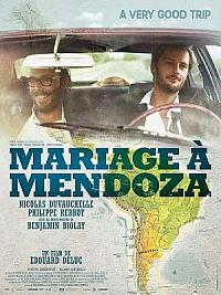 affiche sortie dvd mariage a mendoza