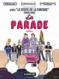 affiche sortie dvd la parade