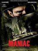 affiche sortie dvd maniac