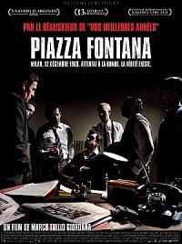 affiche sortie dvd piazza fontana