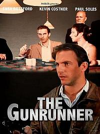 affiche sortie dvd The Gunrunner