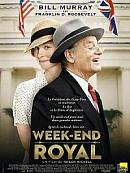 affiche sortie dvd Week-end Royal