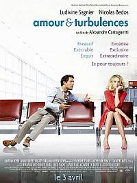 affiche sortie dvd amour & turbulences