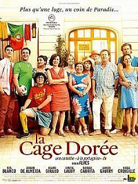 affiche sortie dvd la cage doree