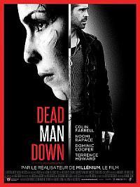 affiche sortie dvd dead man down