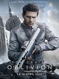 affiche sortie dvd oblivion