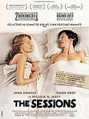 affiche sortie dvd The Sessions