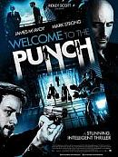 affiche sortie dvd Welcome to the Punch