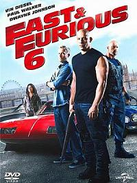 affiche sortie dvd fast & furious 6