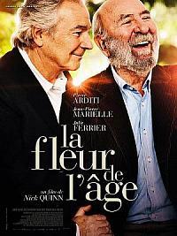 affiche sortie dvd la fleur de l'age