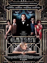 affiche sortie dvd gatsby le magnifique
