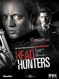 affiche sortie dvd headhunters