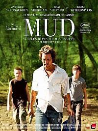 affiche sortie dvd mud - sur les rives du mississippi