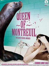 affiche sortie dvd queen of montreuil