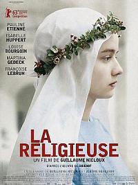 affiche sortie dvd la religieuse