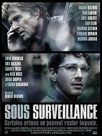 affiche sortie dvd sous surveillance