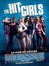 affiche sortie dvd the hit girls