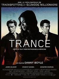 affiche sortie dvd trance