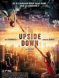 affiche sortie dvd upside down