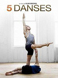 affiche sortie dvd 5 danses
