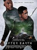 affiche sortie dvd After Earth