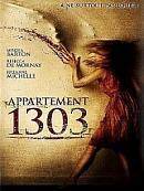 affiche sortie dvd appartement 1303