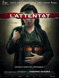 affiche sortie dvd l'attentat