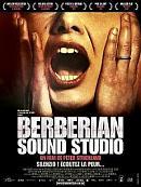 affiche sortie dvd berberian sound studio