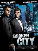 affiche sortie dvd Broken City