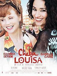 affiche sortie dvd cheba louisa