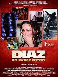 affiche sortie dvd diaz - un crime d'etat