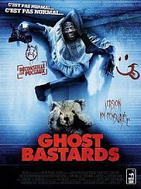 affiche sortie dvd ghost bastards (putain de fantome)