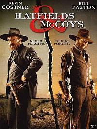 affiche sortie dvd hatfields & mccoys