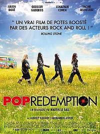 affiche sortie dvd pop redemption