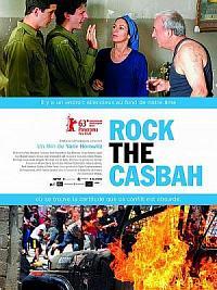 affiche sortie dvd rock the casbah