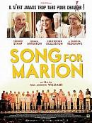 affiche sortie dvd Song for Marion