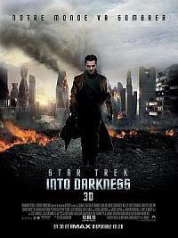 affiche sortie dvd star trek into darkness