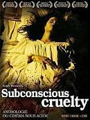 affiche sortie dvd subconscious cruelty