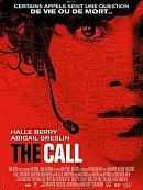 affiche sortie dvd The Call
