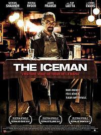 affiche sortie dvd the iceman