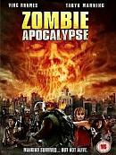 affiche sortie dvd zombie apocalypse