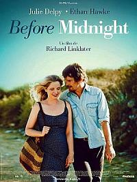 affiche sortie dvd before midnight