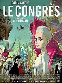 affiche sortie dvd le congres