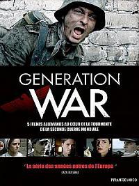 affiche sortie dvd generation war