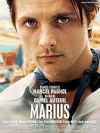 affiche sortie dvd marius