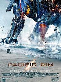 affiche sortie dvd pacific rim