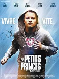 affiche sortie dvd les petits princes
